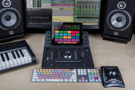 Avid Pro Tools | Dock iPad-Based Control Surface and Dock for Pro Tools PROTOOLS-DOCK