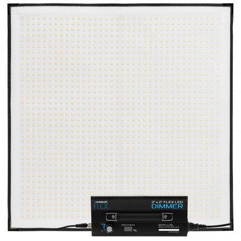 Westcott Flex™ Daylight Mat 2' x 2' LED Mat 7490
