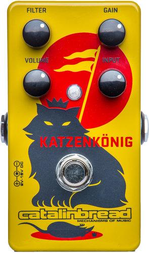Catalinbread Katzenkönig Fuzz/Distortion Guitar Pedal KATZENKONIG