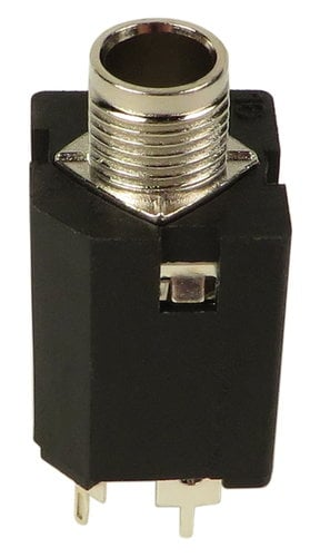 """Peavey 31466217  1/4"""" Stereo Jack for S-24 and VIP 1 31466217"""
