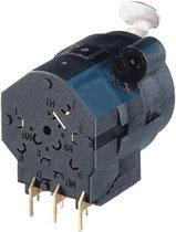 "Neutrik NCJ10FI-H Combo 1/4"" + 3-pin XLR Female Receptacle, Stereo Switching Jack, Horizontal PCB Mount NCJ10FI-H"