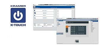 Kramer K-Touch Advanced Virtual K-Touch Advanced License K-TOUCH-ADVANCED