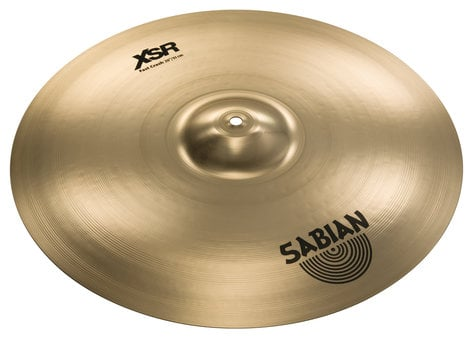 "Sabian 20"" XSR Fast Crash Bronze Crash Cymbals XSR2007B"