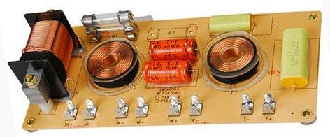 Eminence Speaker PXB3-5K0 CROSSOVER,3WAY 80OHM 400W PXB3-5K0