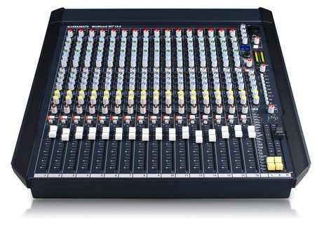 Allen & Heath WZ4 Mix Wizard 16 into 2 Mixer WZ4-16-2
