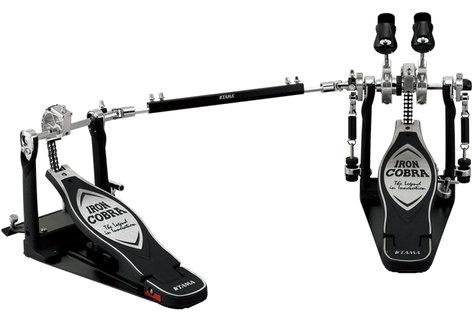 Tama HP900RWN Iron Cobra 900 Rolling Glide Twin Pedal HP900RWN
