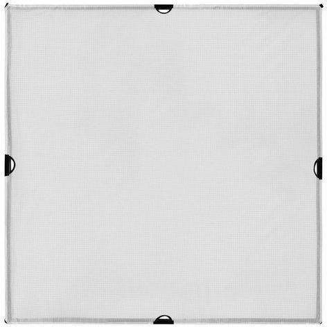 Westcott 1943 Scrim Jim® Cine 4 ft x 4 ft 1/4-Stop Grid Cloth Diffuser 1943