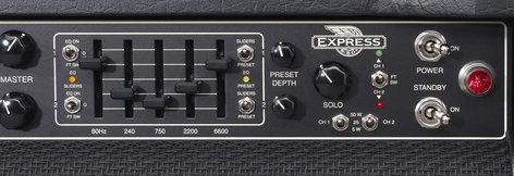 Mesa Boogie Ltd EXPRESS-5-50-1X12 50W 1x12 Combo Guitar Amplifier EXPRESS-5-50-1X12