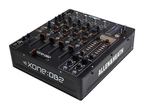 Allen & Heath-Xone XONE-DB2 DJ Mixer 4-Channel Mixer with FX XONE-DB2