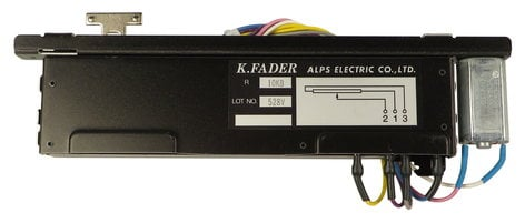 """Avid 9750-32530-00 Fader with 10"""" Cable for Side Car/Venue 9750-32530-00"""