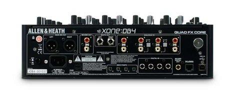 Allen & Heath-Xone XONE-DB4 4 Channel DJ Mixer with FX and USB XONE-DB4