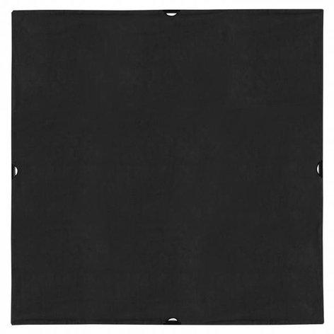 Westcott 1787 Scrim Jim® Cine 8' x 8' Solid Black Block Fabric 1787