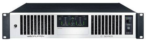 Lab Gruppen C48-4-230V C Series 4-channel Amplifer, 70V Select C48-4-230V