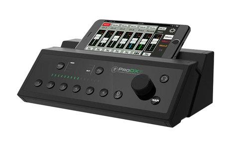 Mackie PRODX8 8 Channel Bluetooth Digital Mixer PRODX8