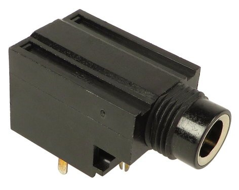 """Hartke 350023 1/4"""" Stereo Footswitch Jack for 115C 350023"""