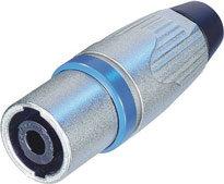 Neutrik NLT4MX 4-pin Male Speakon Cable Connector NLT4MX