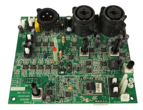 Alto Professional HK14186  Preamp/Input PCB Assembly for TS115W HK14186