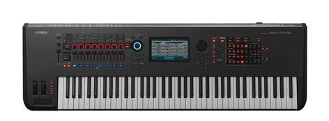 Yamaha Montage 7 76-Key Synthesizer MONTAGE7