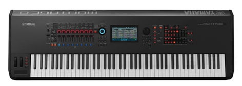 Yamaha Montage 8 88-Key Synthesizer MONTAGE8