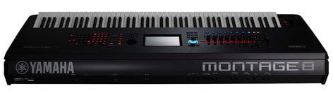Yamaha MONTAGE8 Montage 8 88-Key Synthesizer MONTAGE8