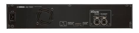 Yamaha Tio1608-D 16-input/8-output Dante Stagebox for TF Series Mixers TIO1608-D