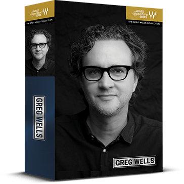 Waves Greg Wells Signature Series Mixing and Mastering Plugin Bundle GWSS