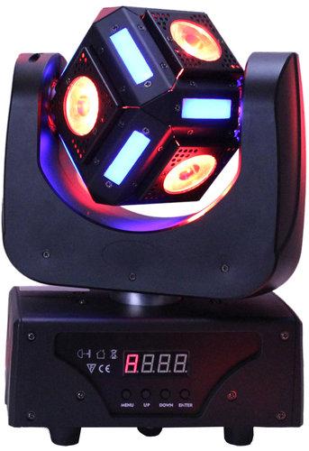 Blizzard Lighting Snake Eyes Mini 6x 10W RGBW LED Compact LED Moving Head Effect SNAKE-EYES-MINI