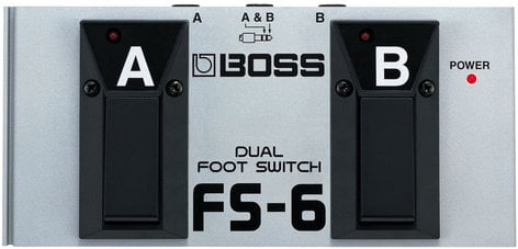 Boss FS-6 Dual Foot Switch FS6