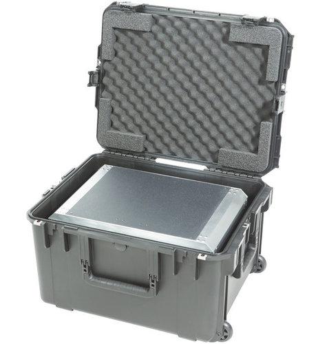 SKB Cases 3i-2217-124U Fly Rack iSeries Waterproof Case with ATA Removable 4RU Shock Rack 3I-2217-124U