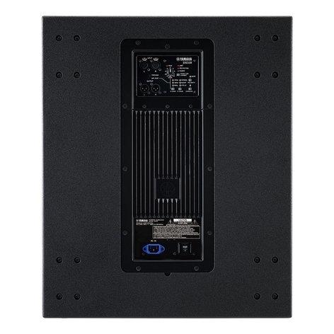 """Yamaha DXS18 Powered Subwoofer, 18"""", 1020 Watt Amplifier DXS18"""