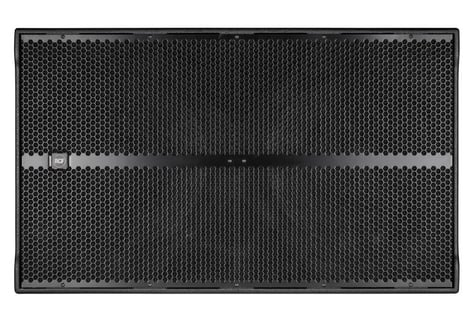 """RCF SUB9007-AS Subwoofer, 21"""" w/ 4.5 Voice Coil, Active SUB9007-AS"""