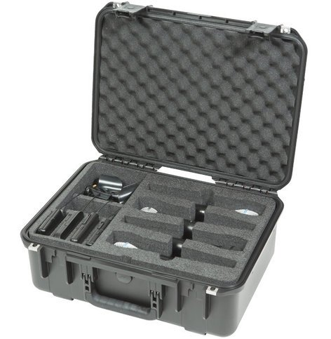 SKB Cases 3i-1813-7WMC iSeries Waterproof Case for (8) Wireless Mic Systems 3I-1813-7WMC