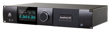 Apogee Symphony I/O Mk II Thunderbolt Chassis With 16 Analog In And 16 Analog Out SYM2-16X16S2