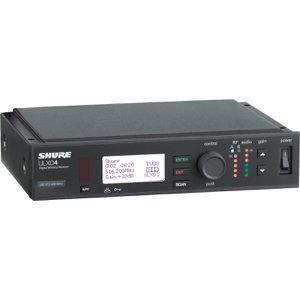 Shure ULXD4-X52 Digital Wireless Receiver ULXD4-X52