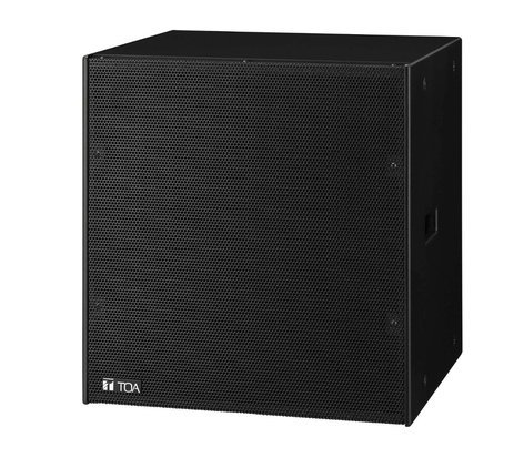 TOA FB-150AM 15-Inch Subwoofer With 600 Watts And 8 Ohms FB-150AM