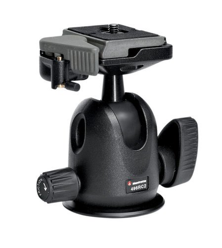 Manfrotto Compact Ball Head Knob with RC2 R496.06