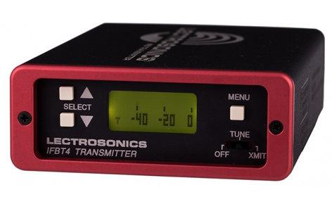 Lectrosonics IFBT4-VHF  Frequency Agile IFB Transmitter IFBT4-VHF