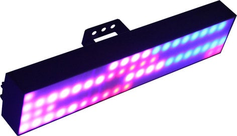 Blizzard Lighting Pixellicious Mini Compact 1/2-Meter Pixel Mapping Bar with 4x 20 Pixels PIXELLICIOUS-MINI