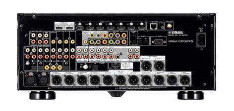Yamaha CX-A5100 AV Preamplifier, 11.2 Channel CX-A5100