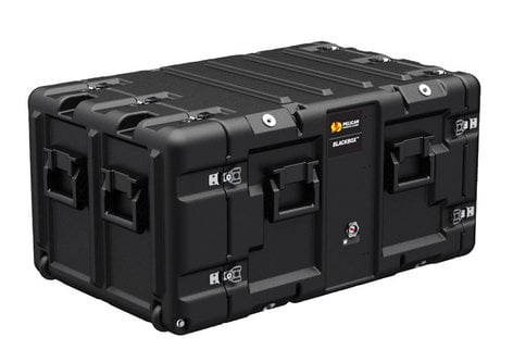 Pelican Cases BLACKBOX-7U Hardigg BlackBox 7U Hard Sided Case BLACKBOX-7U