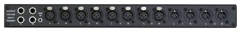 Coleman Audio TB4MKIII Stereo Monitor Controller With Cue And Talkback TB4MKIII