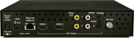 Contemporary Research Co. QMOD-HDMI 2 Modulator HDTV Modulator and IPTV Encoder CRC-QMOD-HDMI2