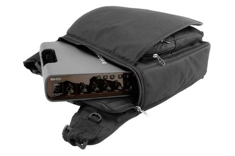TC Electronic RH Gigbag Soft Bag for RH Range Bass Amps RH-GIGBAG