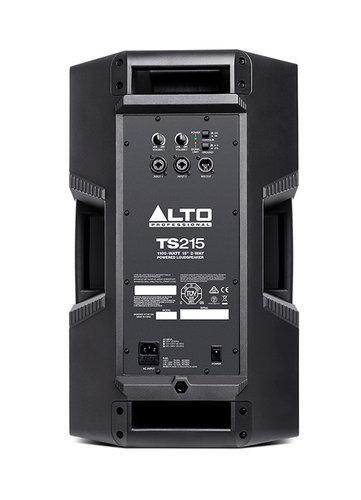 Alto Professional TS-215 2-Way Powered Loudspeaker, 1100-Watt, 15-Inches TS-215