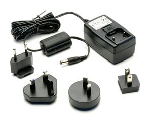 City Theatrical AD-24-12 Power Supply 24W, 12V Wall Power Supply AD-24-12