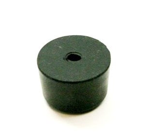 Gallien-Krueger Round Rubber Foot Replacement Rubber Foot for Backline Amps 100-0076-0