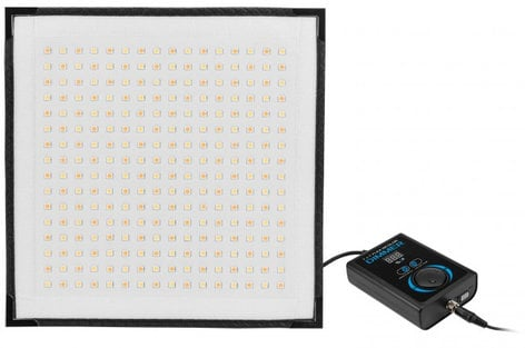 Westcott 7557 Flex 1' x 1' Bi-Color 2-Light Cine Travel Kit 7557