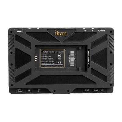 """ikan Corporation DH7-IKAN Monitor 7"""" 4K, 1920x1200 HDMI Monitor DH7-IKAN"""