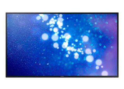 "Samsung ED65E TV 65"" LED Display ED65E"