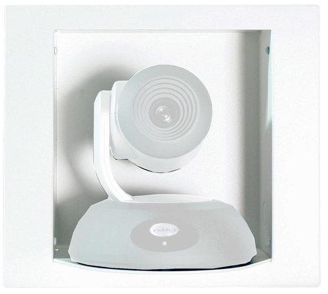 Vaddio RoboSHOT™ PTZ Camera Enclosure In-Wall Camera Enclosure INWALLENCLOSURE-ROBO
